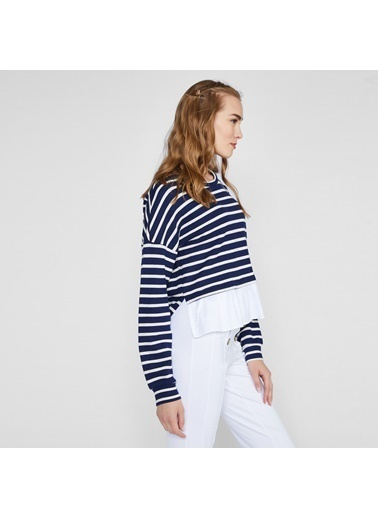Vekem-Limited Edition Sweatshirt Lacivert